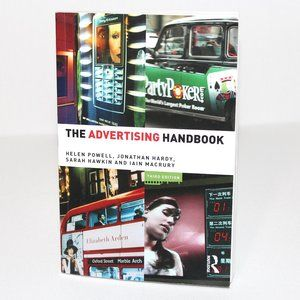 The Advertising Handbook Book